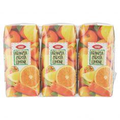 Coop-Arancia Carota Limone 3 x 200 ml