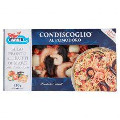 ARBI-Arbi Condiscoglio al Pomodoro 450 g