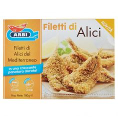 ARBI-Arbi Filetti di Alici 180 g