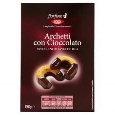 Coop-Archetti con Cioccolato Pasticcini di Pasta Frolla 150 g