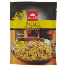 ARNABOLDI-Arnaboldi Paella alla valenciana con pesce e verdure 185 g