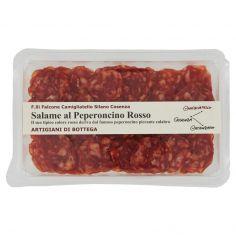 ARTIGIANI DI BOTTEGA-Artigiani di Bottega Salame al Peperoncino Rosso 80 g