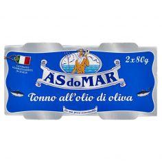 ASDOMAR-Asdomar Tonno all'olio di oliva 2 x 80 g