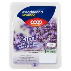 Coop-assorbiodori lavanda 2in1 150 g