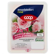 Coop-assorbiodori rosa 2in1 150 g