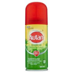 AUTAN-Autan tropical Insetto Repellente Spray Secco 100 ml