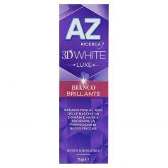 AZ-AZ Ricerca Dentifricio 3D White Luxe Bianco Brillante 75 ml
