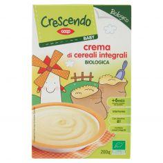 Coop-Baby crema di cereali integrali Biologica 200 g