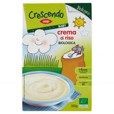Coop-Baby crema di riso Biologica 200 g