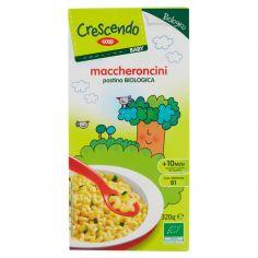 Coop-Baby maccheroncini pastina Biologica 320 g