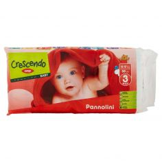 Coop-Baby Pannolini 3 Midi 4-9 Kg 58 pz