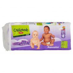 Coop-Baby Pannolini 4 Maxi 7-18 Kg 52 pz