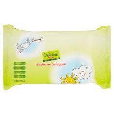 Coop-Baby Salviettine Detergenti 72+72 pz