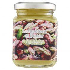BACCO-Bacco la Favolosa di Bacco Crema Dolce di Pistacchio 190 g
