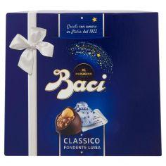 BACI-BACI PERUGINA CLASSICO Cioccolatini ripieni al gianduia e nocciola intera scatola 380g
