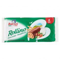 BALCONI-Balconi Rollino nocciola 6 x 37 g