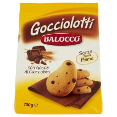 BALOCCO-Balocco Gocciolotti 700 g