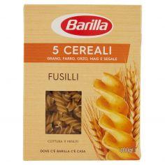 BARILLA-Barilla 5 Cereali Fusilli 400 g