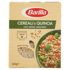 BARILLA-Barilla Cereali e Quinoa con Grano Saraceno 320 g
