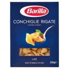 BARILLA-Barilla Conchiglie Rigate n.93 500 g
