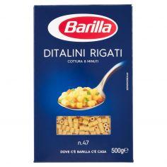 BARILLA-Barilla Ditalini Rigati n.47 500 g