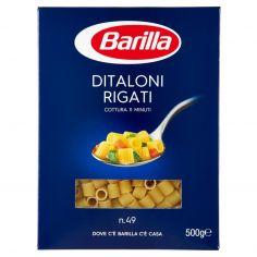 BARILLA-Barilla Ditaloni Rigati n.49 500 g