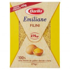 EMILIANE-Barilla Emiliane Filini all'Uovo 275 g