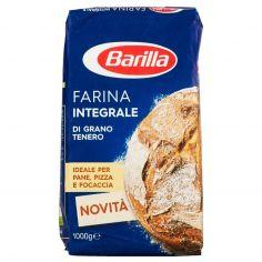 BARILLA-Barilla Farina Integrale di Grano Tenero 1000 g