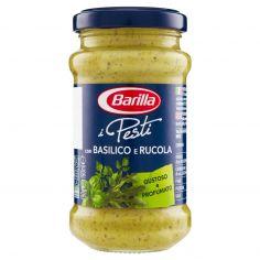 BARILLA-Barilla i Pesti Con Basilico e Rucola 190 g