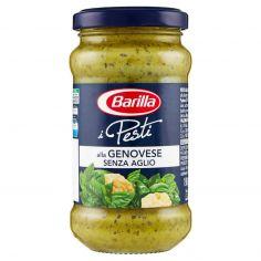 BARILLA-Barilla i Pesti Pesto alla Genovese Senza Aglio 190 g