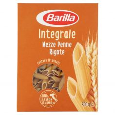 BARILLA-Barilla Integrale Mezze Penne Rigate 500 g