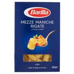 BARILLA-Barilla Mezze Maniche Rigate n.84 500 g