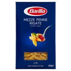BARILLA-Barilla Mezze Penne Rigate n.70 500g