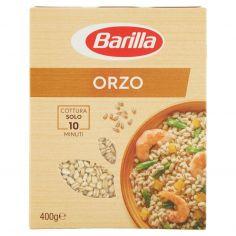 BARILLA-Barilla Orzo 400 g