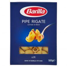 BARILLA-Barilla Pipe Rigate n.91 500 g