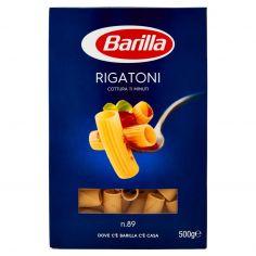 BARILLA-Barilla Rigatoni n.89 500 g