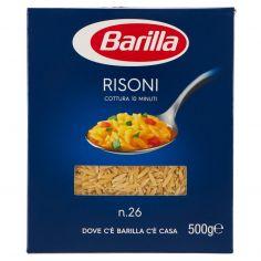 BARILLA-Barilla Risoni n.26 500 g