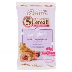 BAULI-Bauli Croissant 5 Cereali Frutti Bosco Famiglia è 300 g
