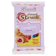 BAULI-Bauli Croissant 5 Cereali frutti di bosco 300g Nintendo