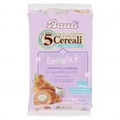 BAULI-Bauli Croissant 5 Cereali Latte Famiglia è 300 g