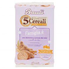 BAULI-Bauli Croissant 5 Cereali Zucchero di Canna Famiglia è 240 g