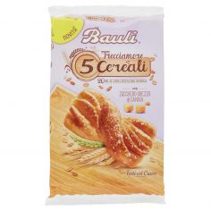 BAULI-Bauli Trecciamore 5 Cereali 5 x 42 g