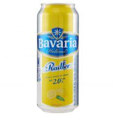 RADLER-Bavaria Radler Lemon 500 mL