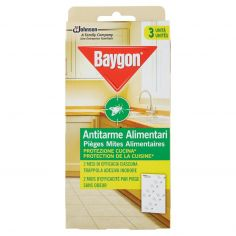 KITCHEN DEFENSE-Baygon Antitarme Alimentari 3 pz