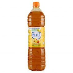 BELTE'-BELTÈ, Bevanda Analcolica di THÈ in Acqua Minerale Naturale con PESCA infusa 1,5l