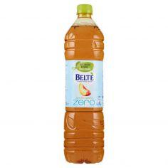 BELTE'-BELTÈ ZERO, Bevanda Analcolica di THÈ in Acqua Minerale Naturale con PESCA infusa 1,5L