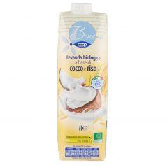 Coop-Bevanda biologica a base di cocco e riso 1 l