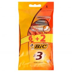 BIC-Bic 3 Sensitive 8 rasoi trilama
