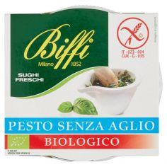 BIFFI-Biffi Pesto Senza Aglio Biologico 85 g