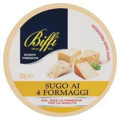 BIFFI-Biffi Sugo ai 4 Formaggi 150 g